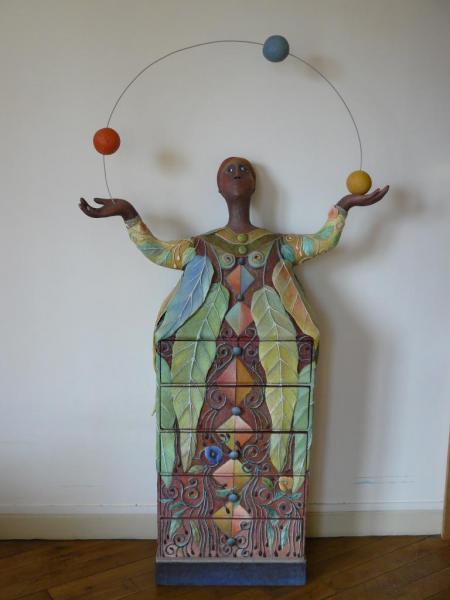La jongleuse de la Havane